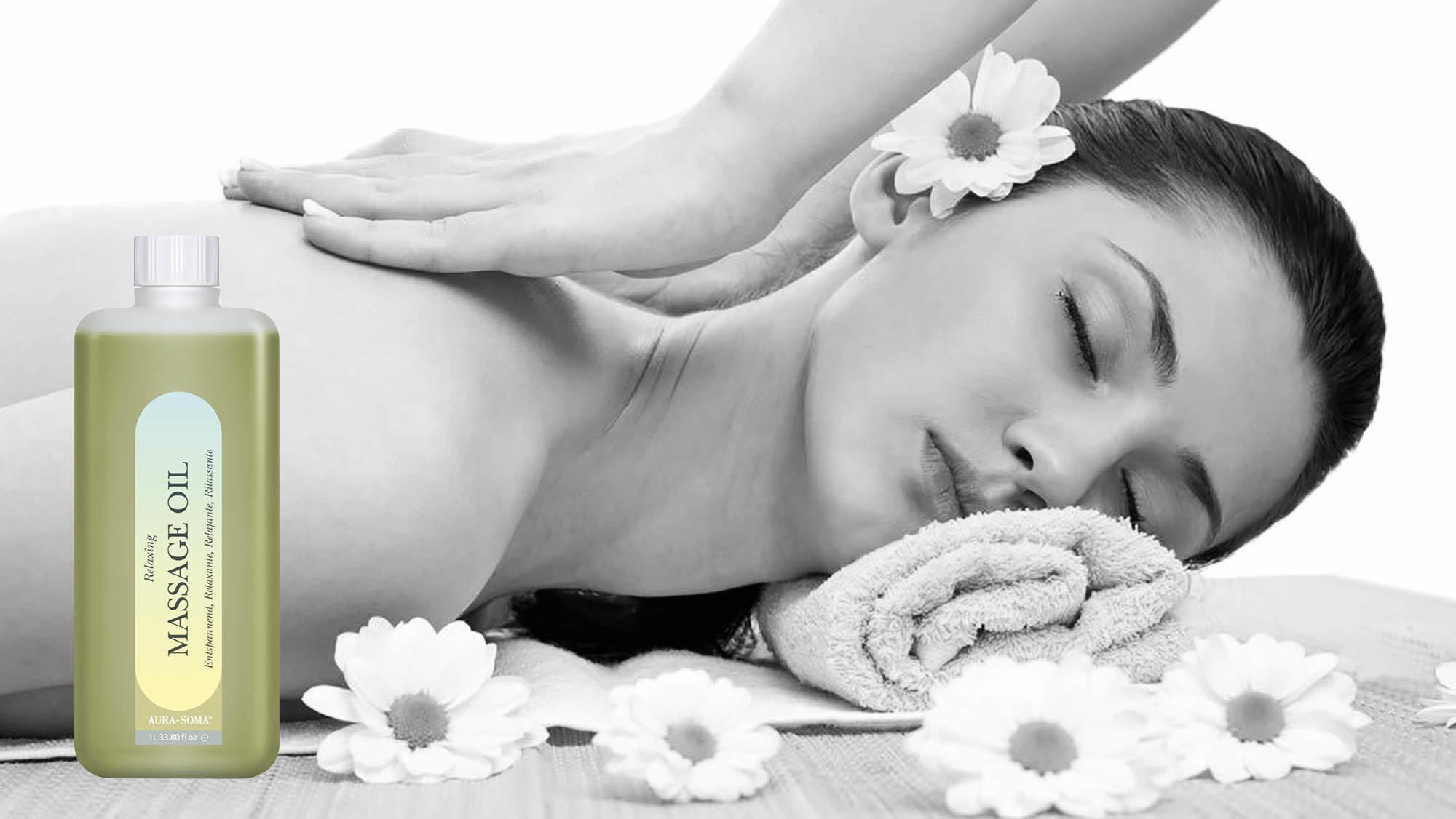 Aura-Soma Massageöl